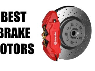 Drilled, Slotted and Vented Brake Rotors