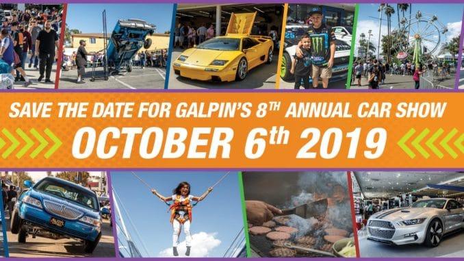 Galpin's 8th Annual Car Show