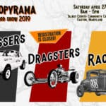 Gassers, Dragsters & Racers ~ 2019 Jalopyrama Hot Rod Show