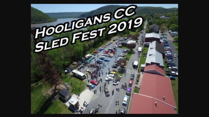 Hooligans Car Club ~ Sled Fest 2019