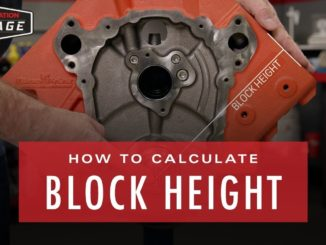 How To Calculate Block Height