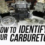 How To Identify Holley and Demon Carburetors