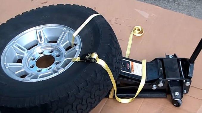 How To Quickly Break a Tire Bead