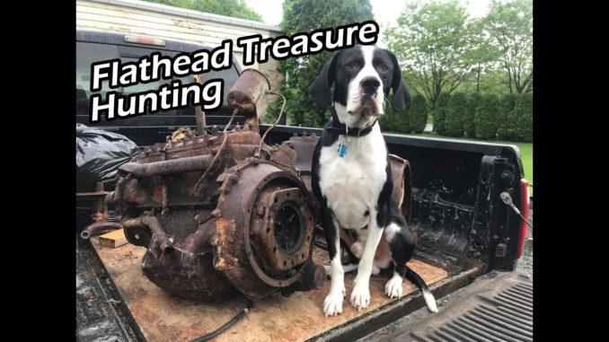 Ford Flathead Stash