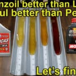 Is Pennzoil better than Lucas? Is Motul better than Penrite?