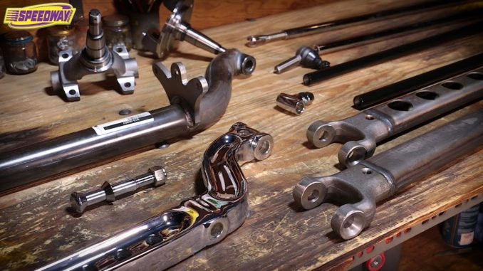 Solid Axle Basics ~ Speedway Tech Talk