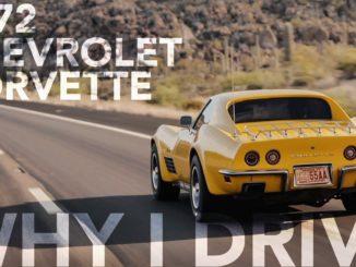 1972 Chevy C3 Corvette