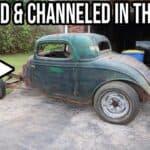 1933 Ford 3 Window Coupe Blown Ardun Build