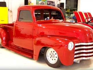 1948 Chevrolet 3100 Pickup Truck