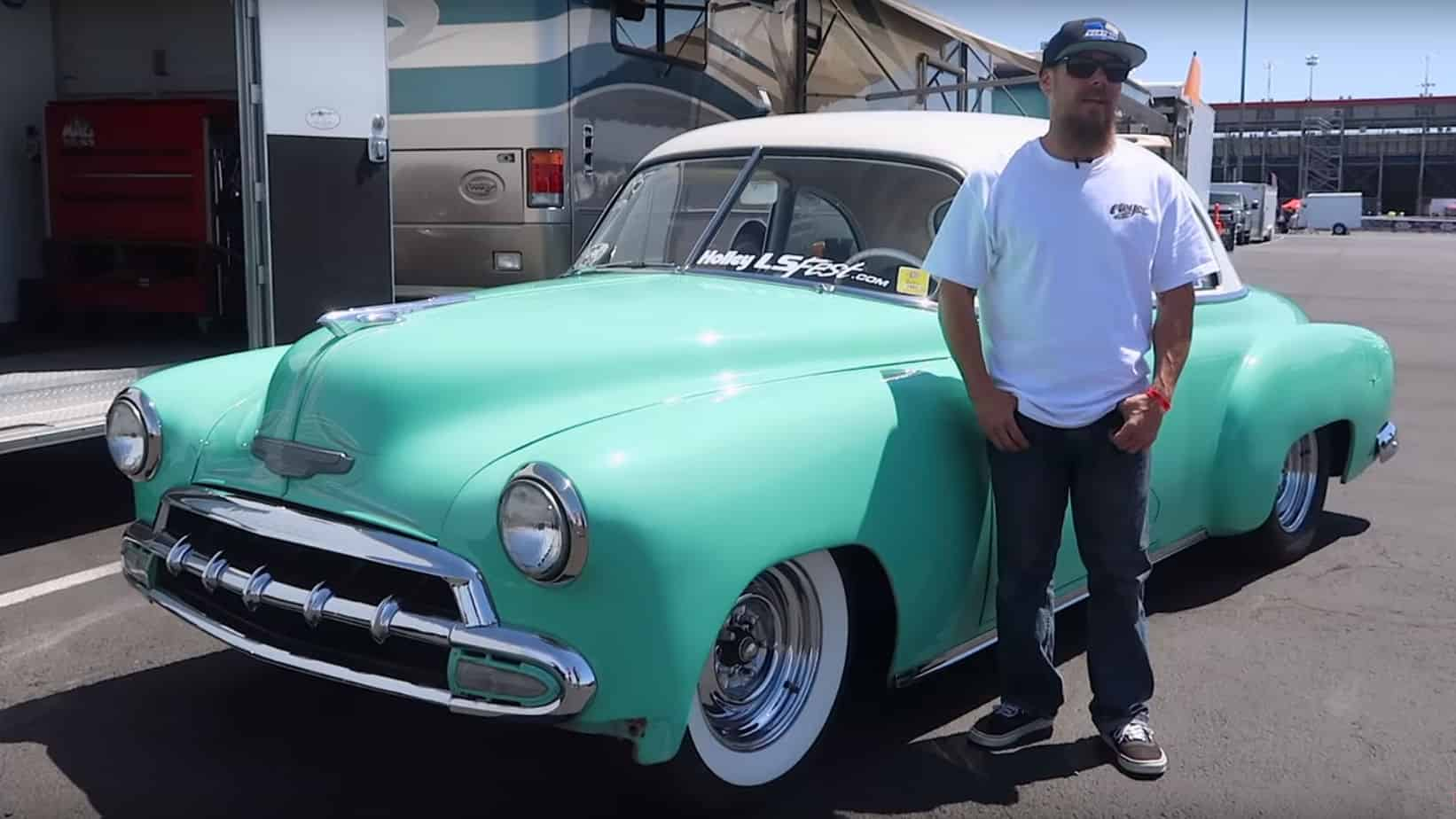 1952 Chevrolet Sedan I Built It To Drive