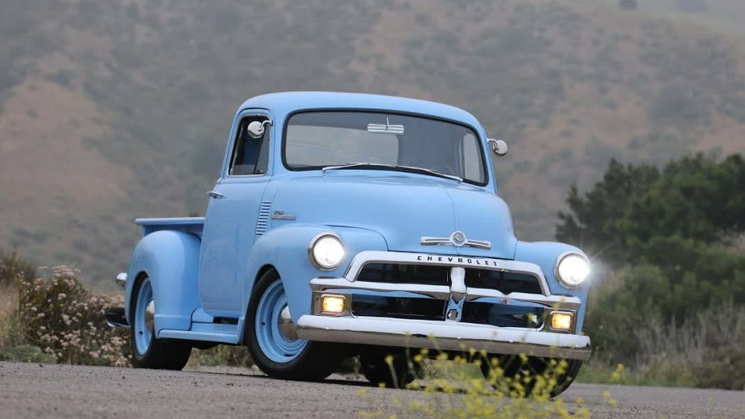 1954 Chevrolet 3100 Pickup Truck Icon Thriftmaster