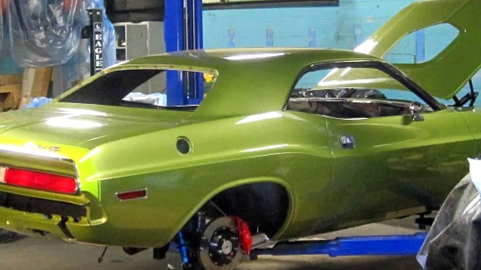 Build A Dodge >> 1970 Dodge Challenger R T 528 Hemi Build