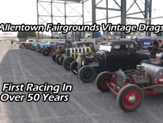 Allentown Fairgrounds Vintage Drags