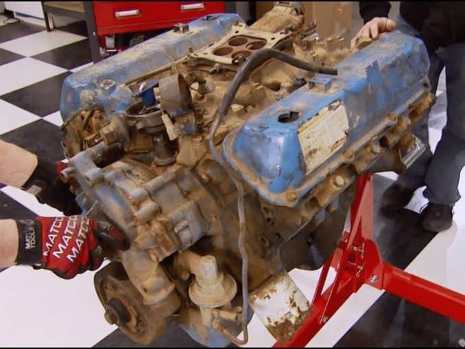 Ford 460 Big Block Engine