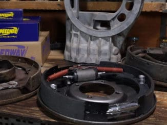 Ford Drum Brakes