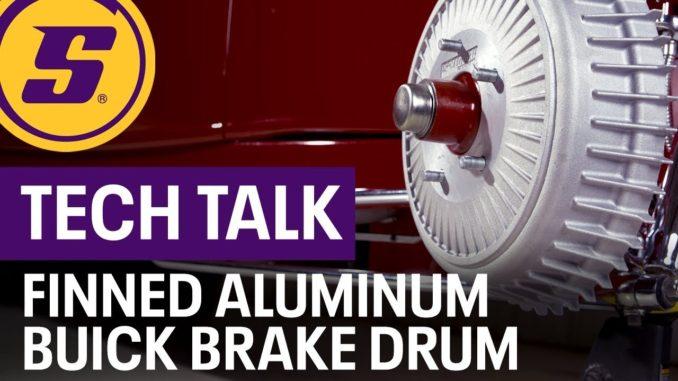 Buick Brake Drum