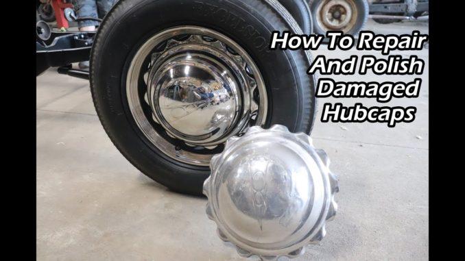 Wheel Hubcap