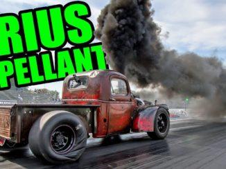 Turbo Diesel Rat Rod Truck