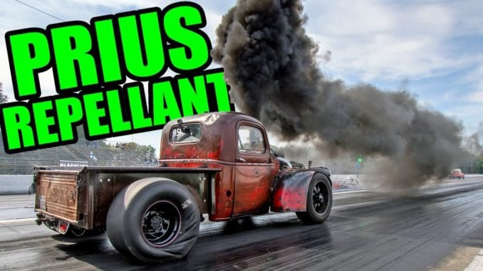 Turbo Diesel Rat Rod Truck