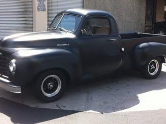 1954 Studebaker 3R5 Pickup Truck