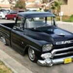 1958 GMC Fleetside Truck