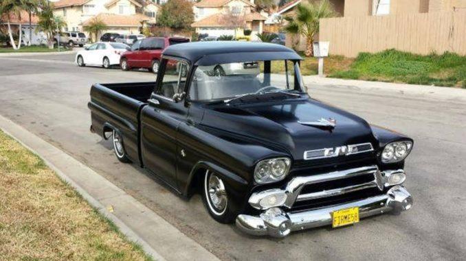 1958 GMC Fleetside Truck