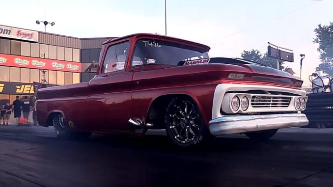1960 Twin Turbo C10