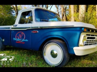 LS Motor Swap ~ 1951 Chevrolet 3100 with Rear-Cooled 6 0 Liter LQ4