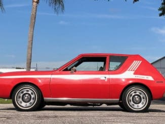 1976 AMC Gremlin X