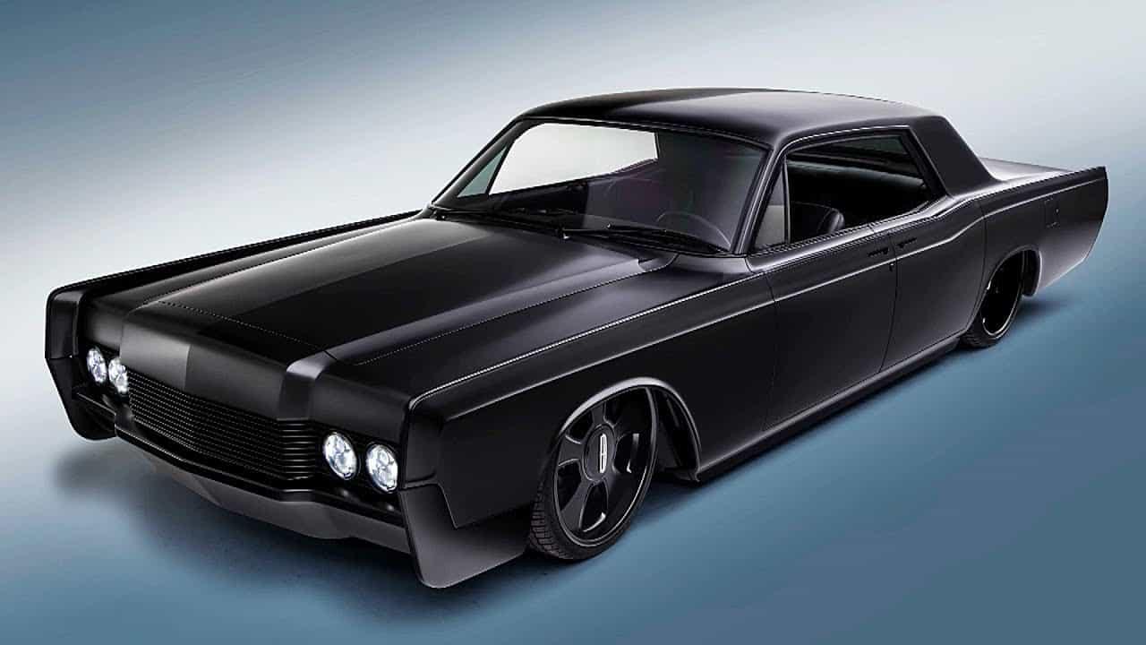 [QMVU_8575]  700HP Shelby GT500 Powered 1966 Lincoln Continental Build | 1966 Lincoln Continental Wiring |  | Roadkill Customs