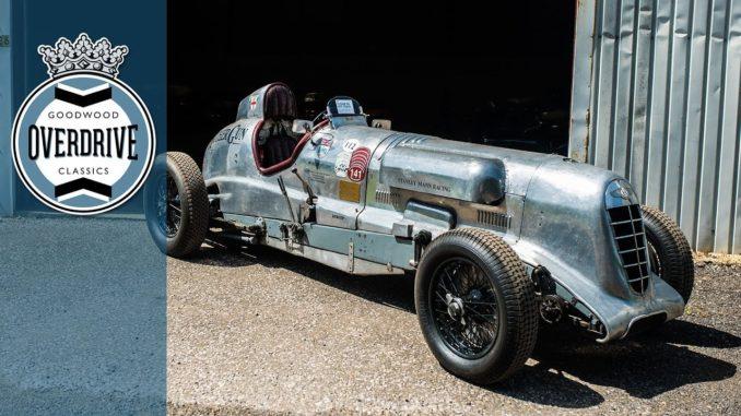 1927 Bentley Jackson Special