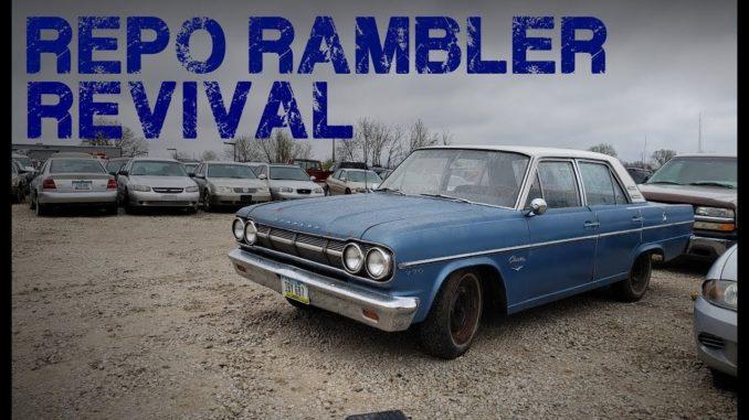 1965 AMC Rambler 770 Classic