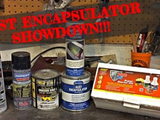 Rust Encapsulator Paints