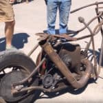 Homemade Motorcycle