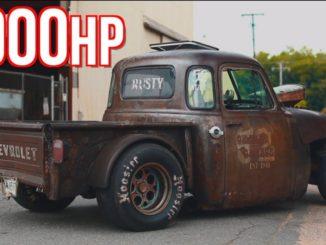 1000HP Rat Rod Truck