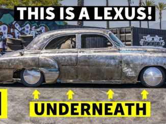 Lexus LS400 Chassis Swapped 1951 Chevrolet
