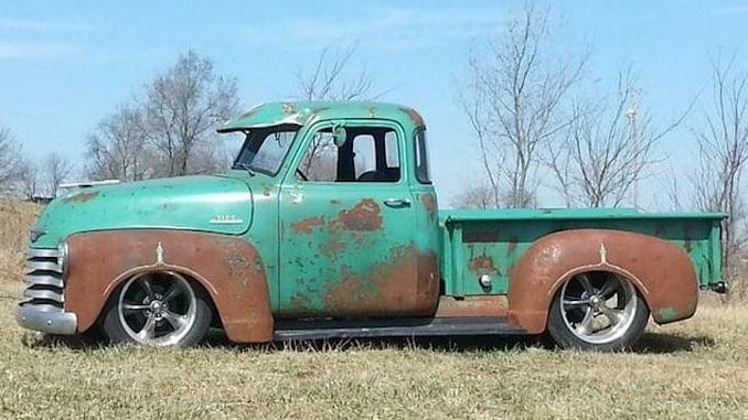 1953 Chevrolet 3100 5-Window Truck