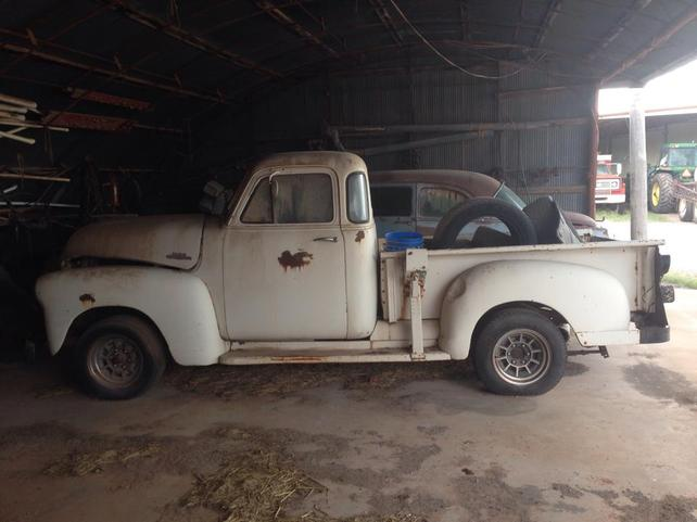 1953 Chevrolet 3100 5-Window Truck