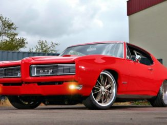 1968 Pontiac GTO Pro-Touring Build