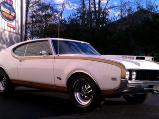 1969 Hurst Oldsmobile 442 H/O 455