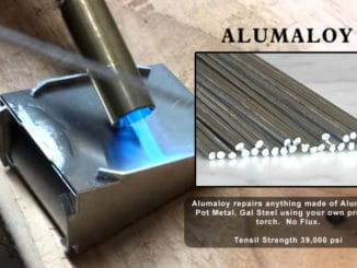 Alumaloy ~ Amazon's Cheap Alternative To Aluminum Welding