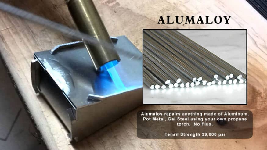 Alumaloy Amazon S Cheap Alternative To Expensive Aluminum Welding