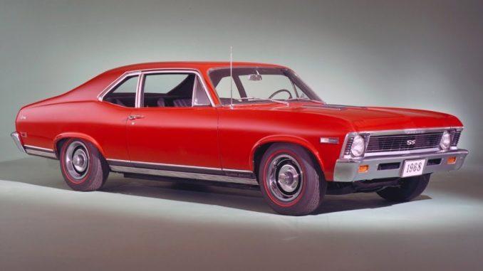 1968-74 Chevrolet Nova