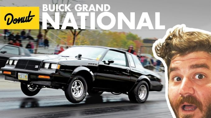 Buick Grand National (GNX)