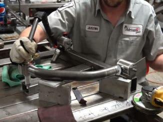 Custom Four-Link Suspension