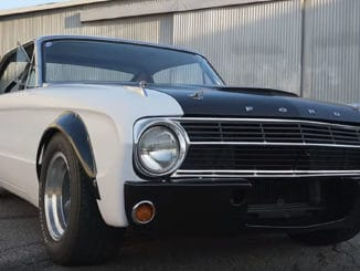 1963 Ford Falcon Futura