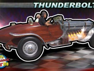 Flame Throwing Rolls-Royce