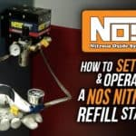 NOS Nitrous Refill Station