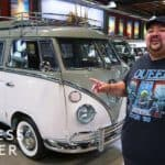 Gabriel Iglesias' Volkswagen Bus Collection