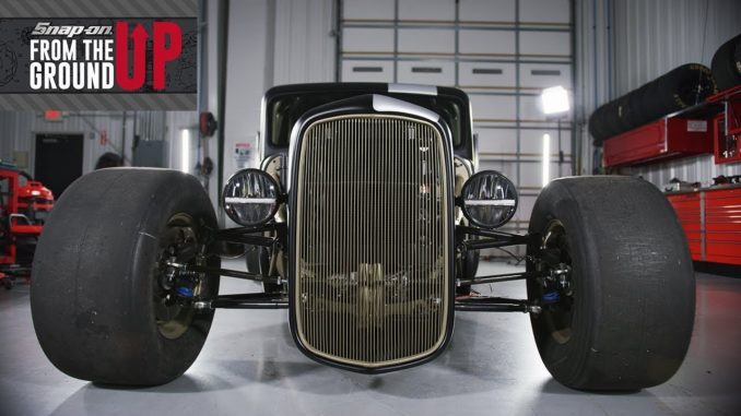 1935 Factory Five Hot Rod Truck